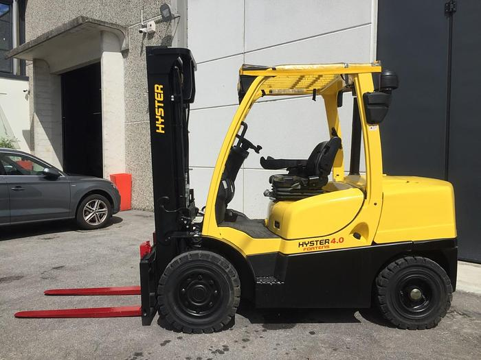 2013 HYSTER H4.0 FT5
