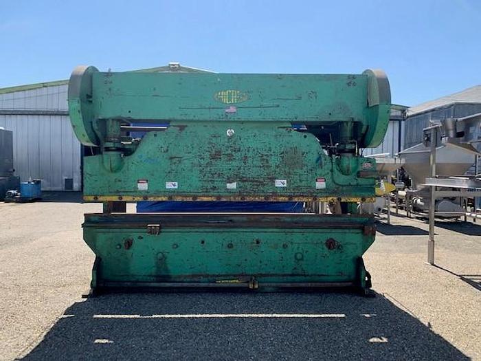 Used Chicago Dreis & Krump 90Ton x 12 ft Mechanical Press Brake 410D