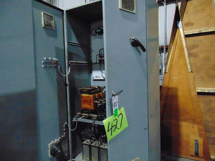Used PS Power Panel, 500HP