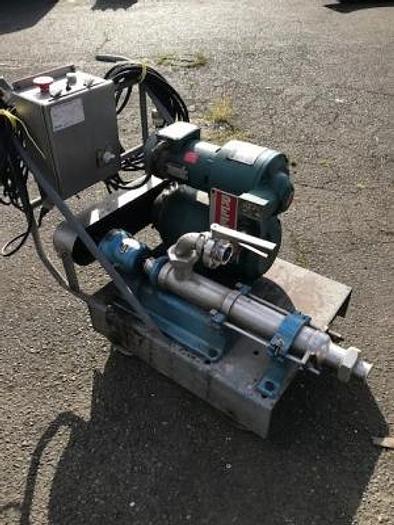 Used Moyno Wine Pump