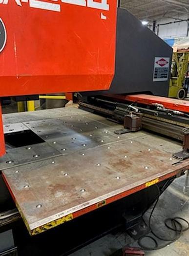 Used 2000 - 22 Ton Amada Pega 244 CNC Turret punch
