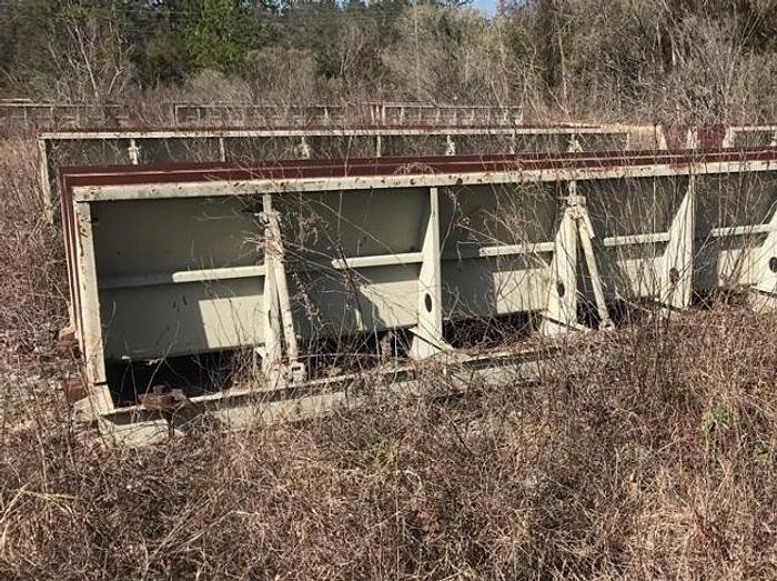 Used Precast Jersey Barrier Forms