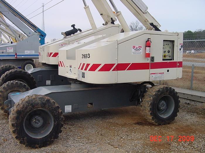 2001 TEREX TB-42