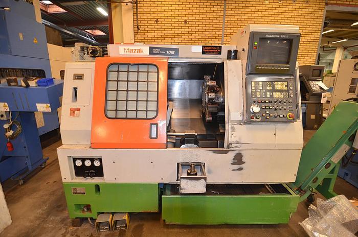 Used MS48 - Mazak SUPER QUICK TURN 10 M