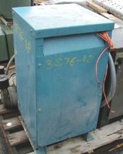 Used 8.5 kVA Olsun dry type transformer class AA.