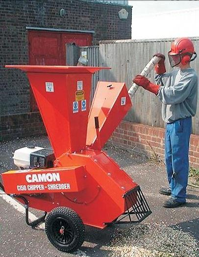 Caravaggi  BIO 150 Chipper Shredder
