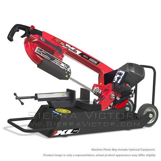 HE&M Utility Bandsaw 787DA XL