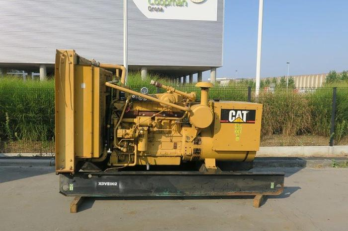 2006 Caterpillar kWe: 110