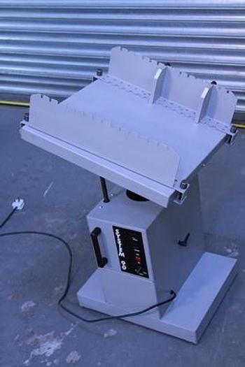 Used Morgana System 90 Paper Jogger (J1)