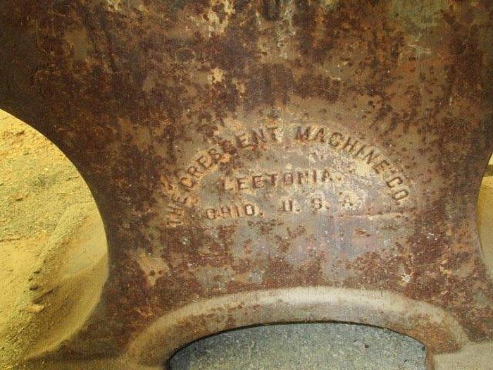 Used Crescent Machine Co