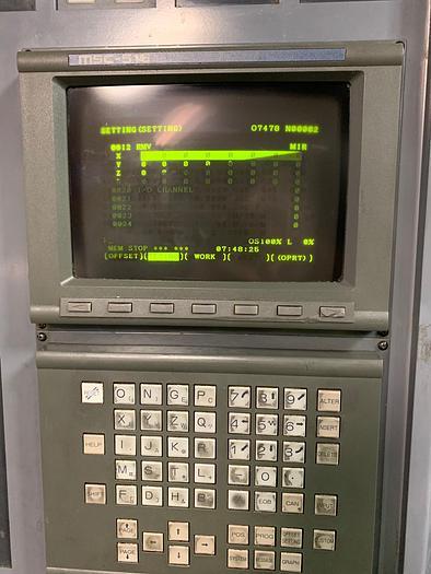 1998 Mori Seiki SH-630