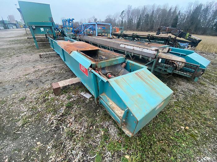 Used GVC, Belt conveyor