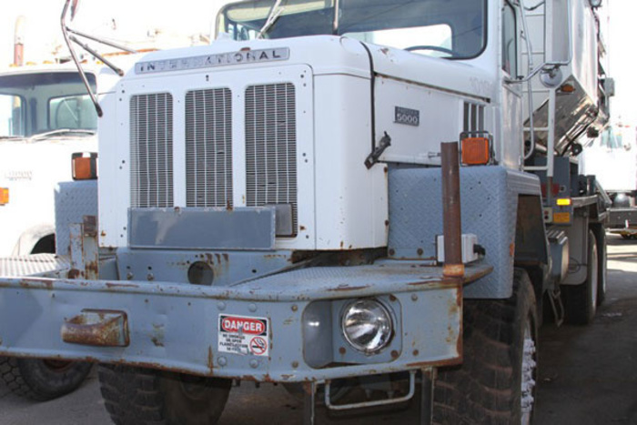 International Paystar 6x6 Chassis