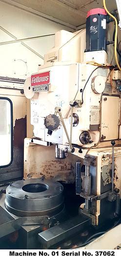 Fellows HydroStroke FS400 - 125 CNC Gear Shaper (Machine No. 1)