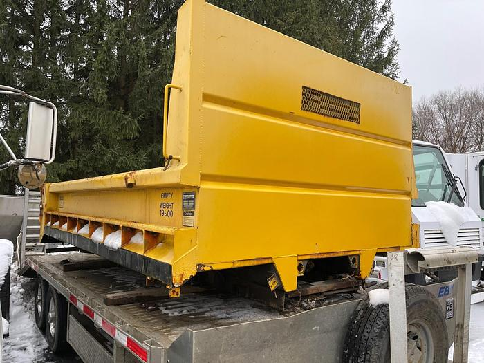 Used 12ft. McClain Galion Gravel Box