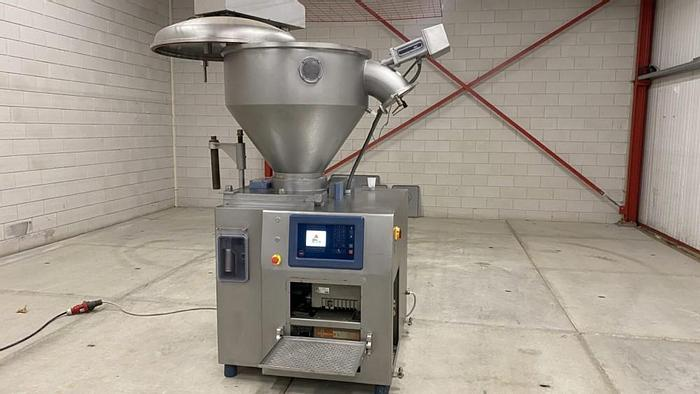 Used Risco RS650 double vacuum filler