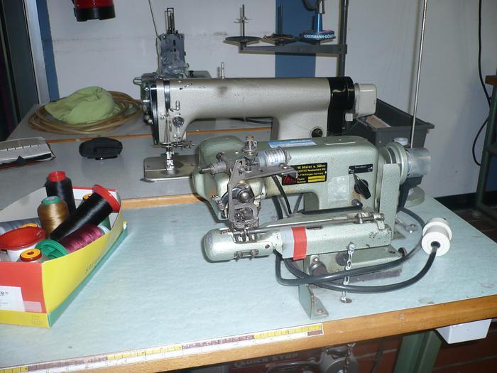 Gebraucht Blindstichmaschine MEIER  UNITAS Kl. 241