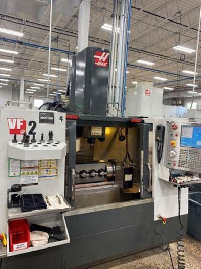 Used Haas VF2