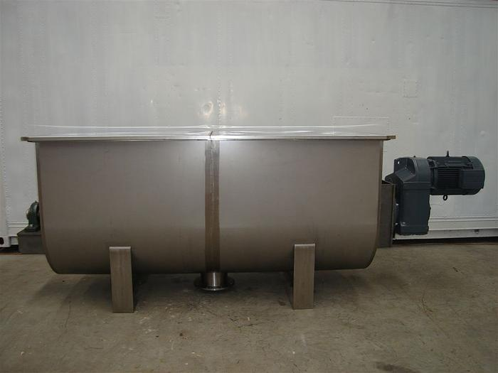AIRBLEND Ozmix 2000 Mixers General