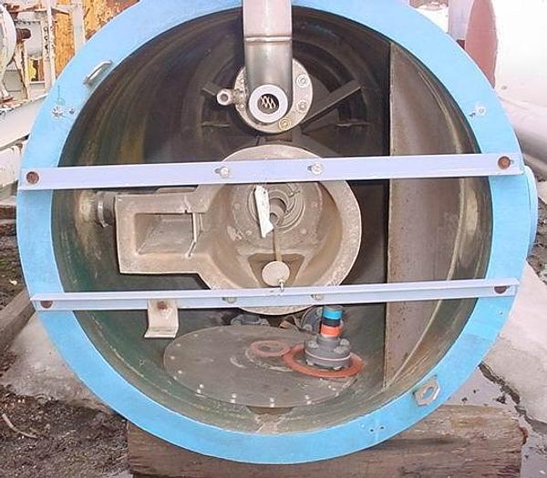 USED DYNASAND FILTER, FIBERGLASS, CAPACITY 24 TO 72 USGPM