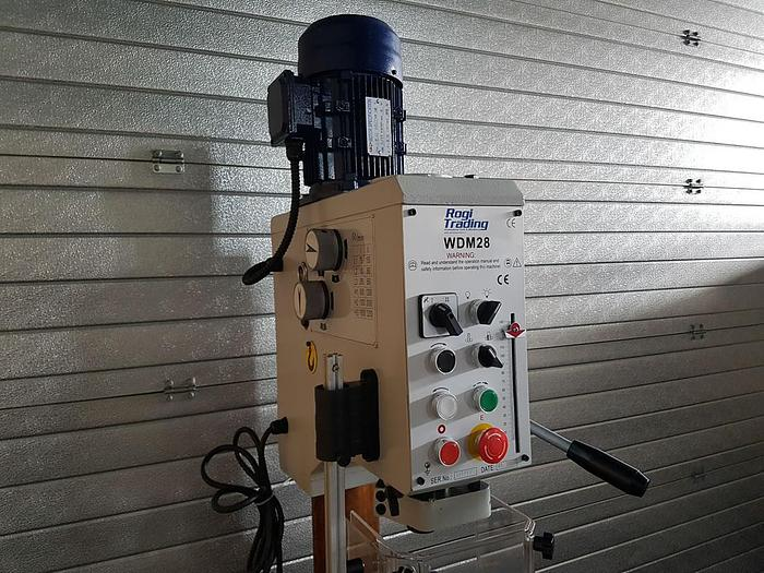 WDM28 - ROGI Drilling Machine