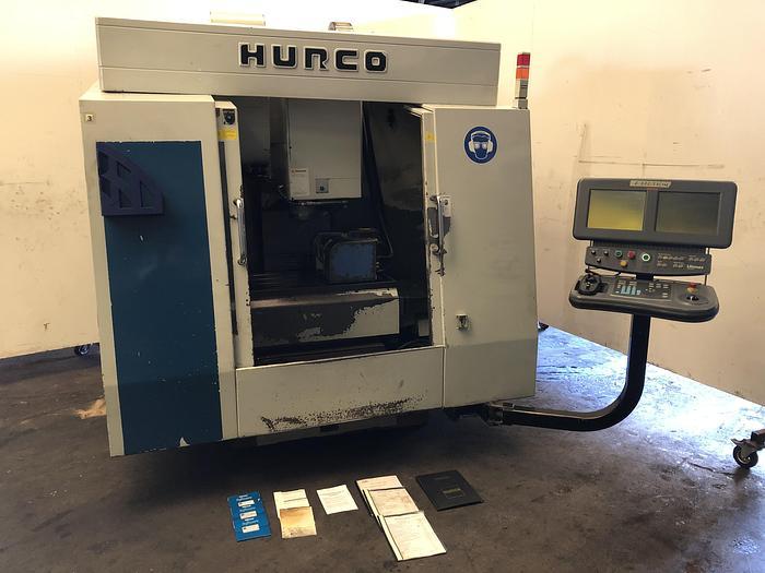 Gebruikt 2000 Hurco BMC 30 HTM