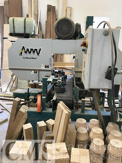 Used Wood-Mizer HR120 Resaw