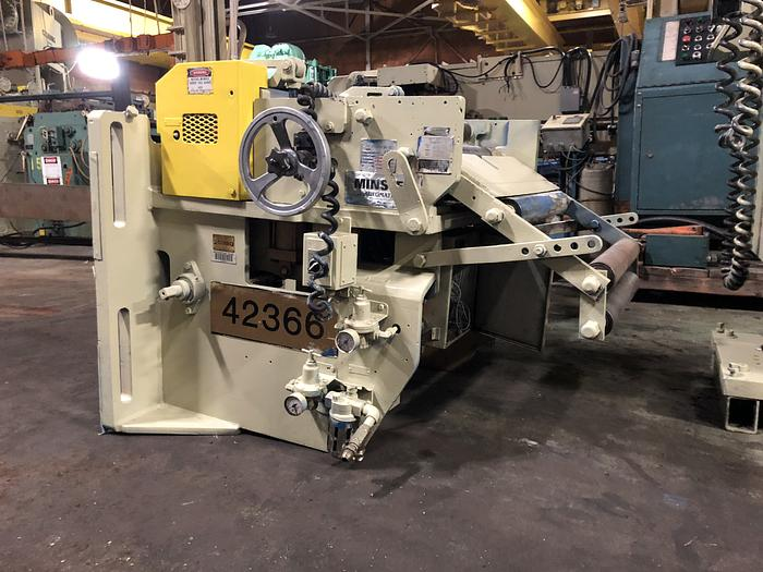 "20"" Minster Servo Feeder"