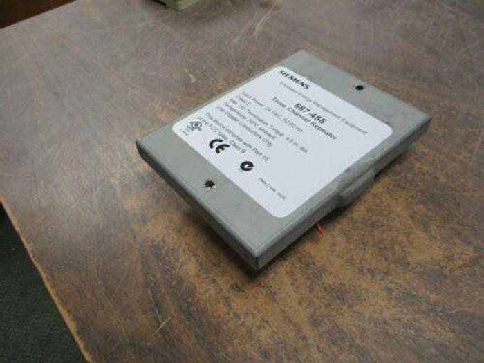 Used Siemens 587-455