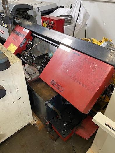 Used Amrox LDC814 Horizontal Bandsaw #5830