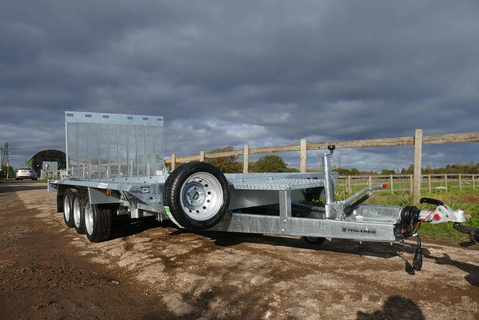 2020 TEMARED 3.5 TONNE 3 AXLE