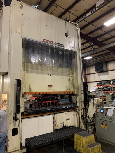 "440 ton Niagara 96""x54"" SSDC Stamping Press"