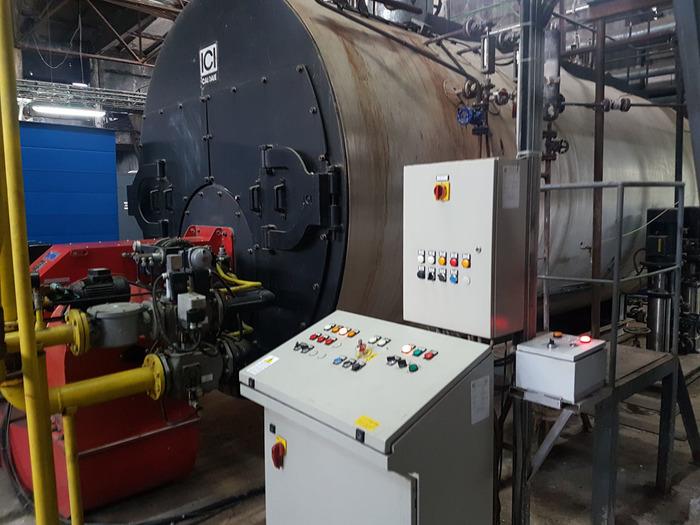 Steam Boiler ICI  2006