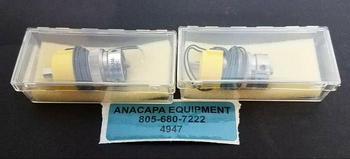Agilent & Clippard EVO-3M-24VDC Valve Assembly LOT of 2 NEW (4947)