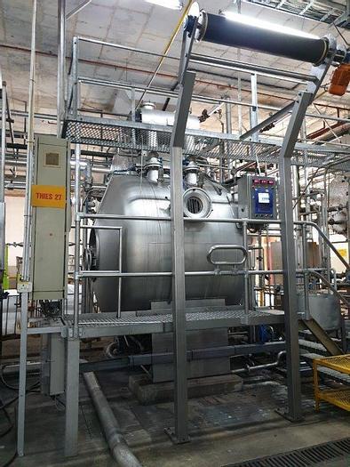 Used THIES jet dyeing machine 1995  300 kgs