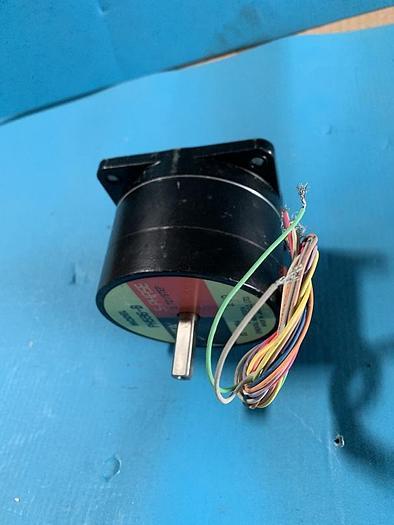 Used oriental motor vexta stepping motor ph596-b