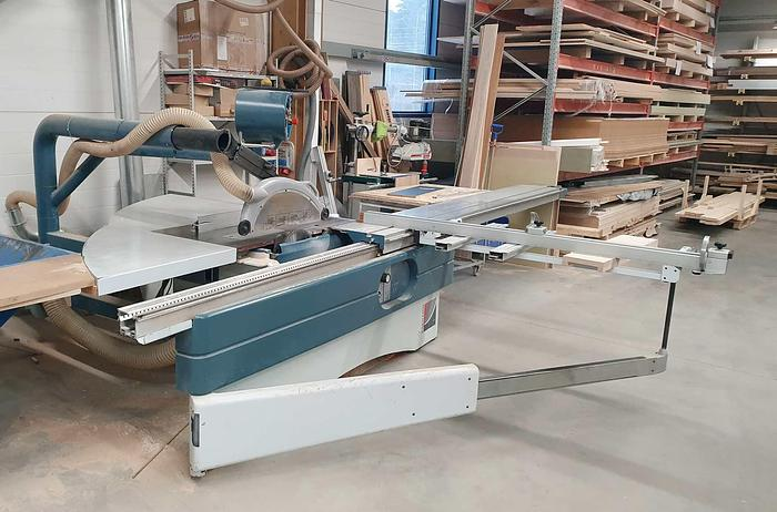 1998 Paoloni Italy Format panel saw Paoloni P30NP