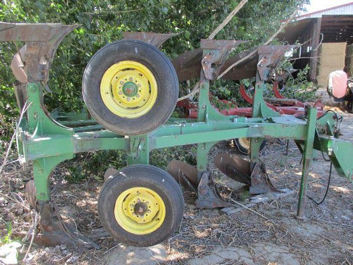 Used Ace Rollover Plow - 4 Bottom