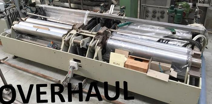 HANKS MERCERIZING MACHINE RECONDITIONED JAEGGLI  HL2000