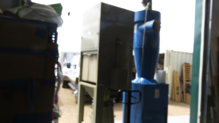 Used Torit Model 24 Dust Collector