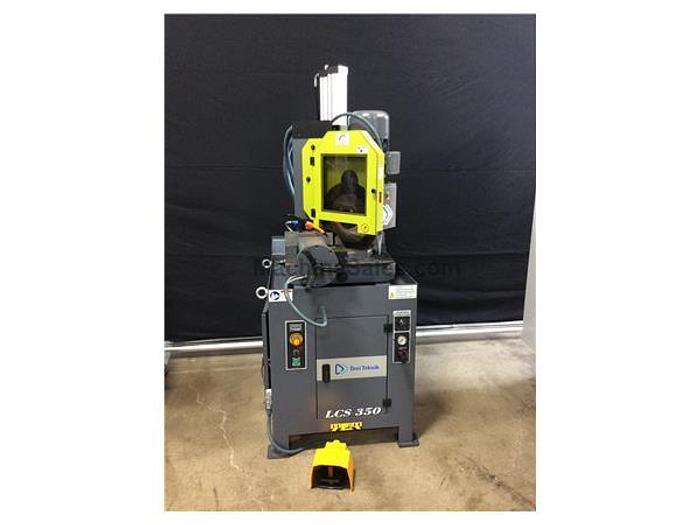 2019 Ileri Teknik Model LCS-350 Column-Type HD Circular Saw