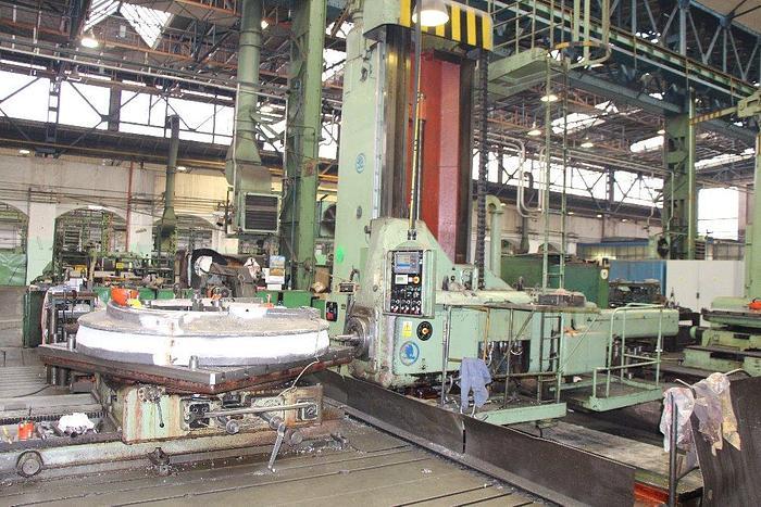 1976 SKODA Boring mills WD160