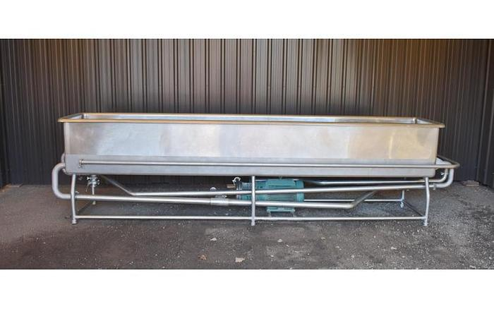 USED 325 GALLON CLEAN OUT OF PLACE ''COP'' SYSTEM