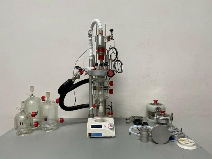 Used Syrris Atlas Automated Chemical Synthesis System w/ Triple Jacketed Reactor
