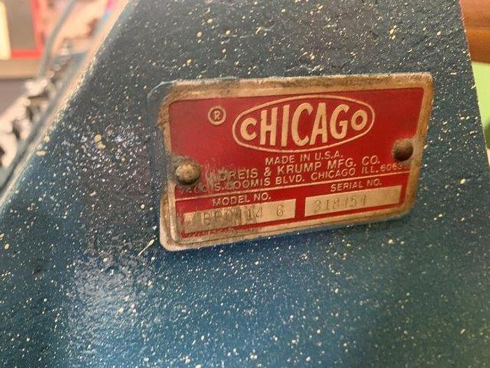 DREIS & KRUMP  CHICAGO BPO-414-6