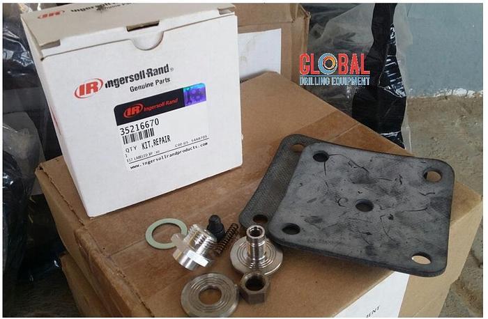 B&H 0050 - Ingersoll-Rand UL88 Repair Kit (Original/Genuine)