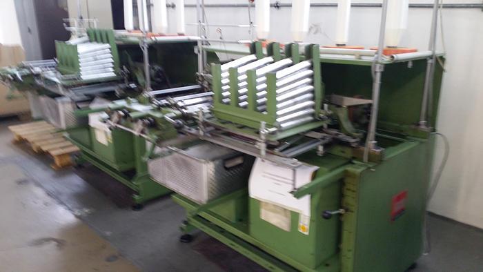 Gebraucht HACOBA  Schußspulautomat SSA6200
