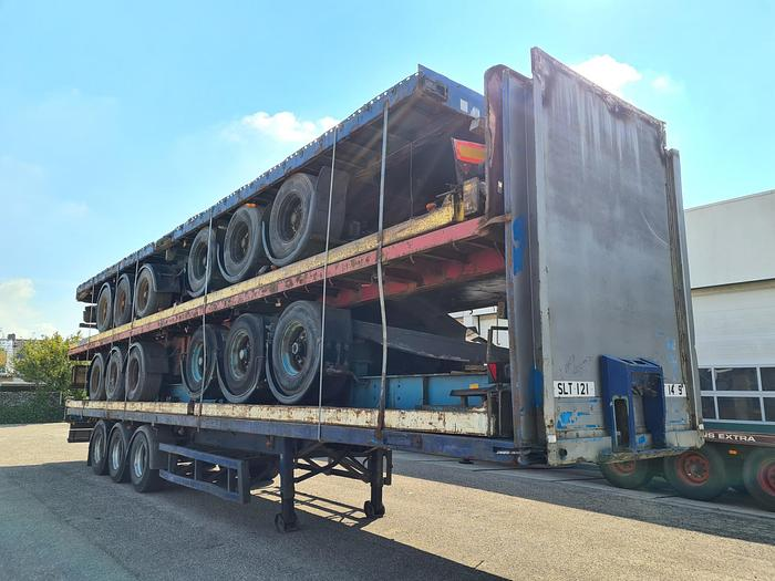 Used 1998 SDC Flatbed