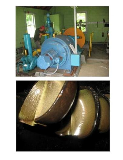 Used Hydroelectric Power Generating Equipment