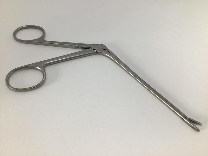 Used Forceps Nasal Ethmoid Blakesley Jaw 3.6mm Shat Length 115mm